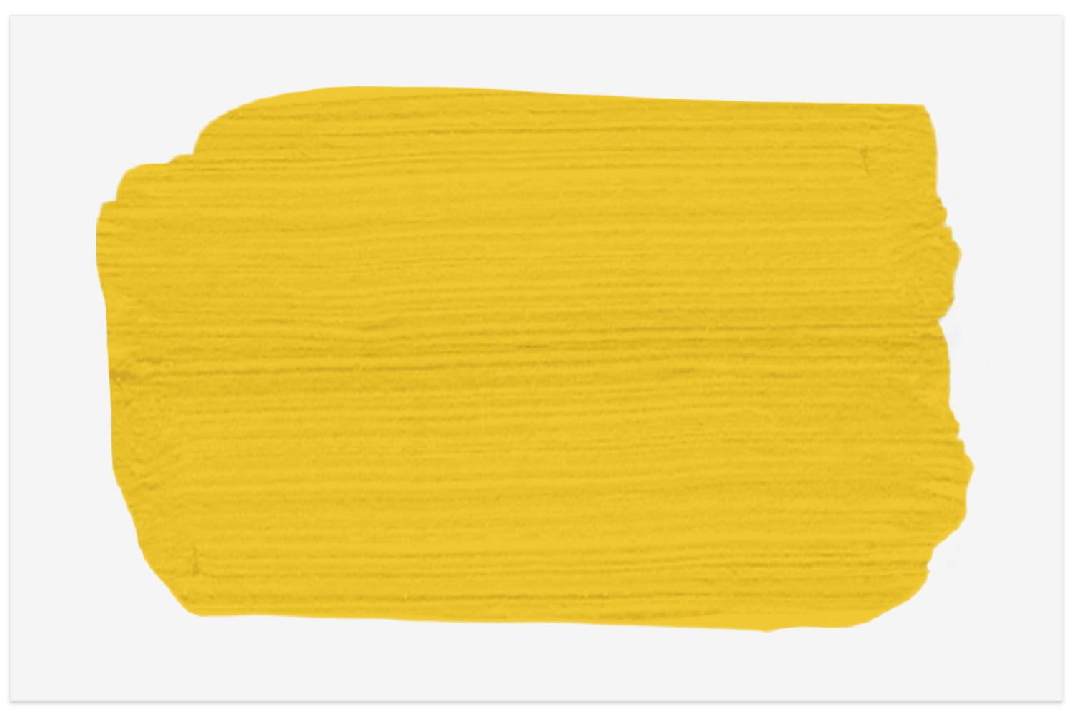 Sunrays paint swatch from Benjamin Moore