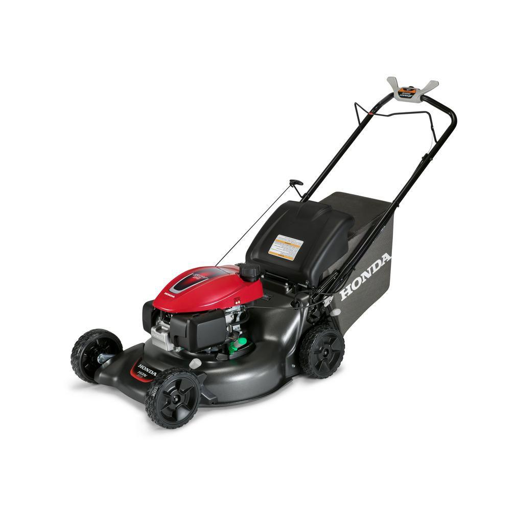 Honda 21 in. 3-in-1 Variable Speed Gas Self-Propelled Lawn Mower