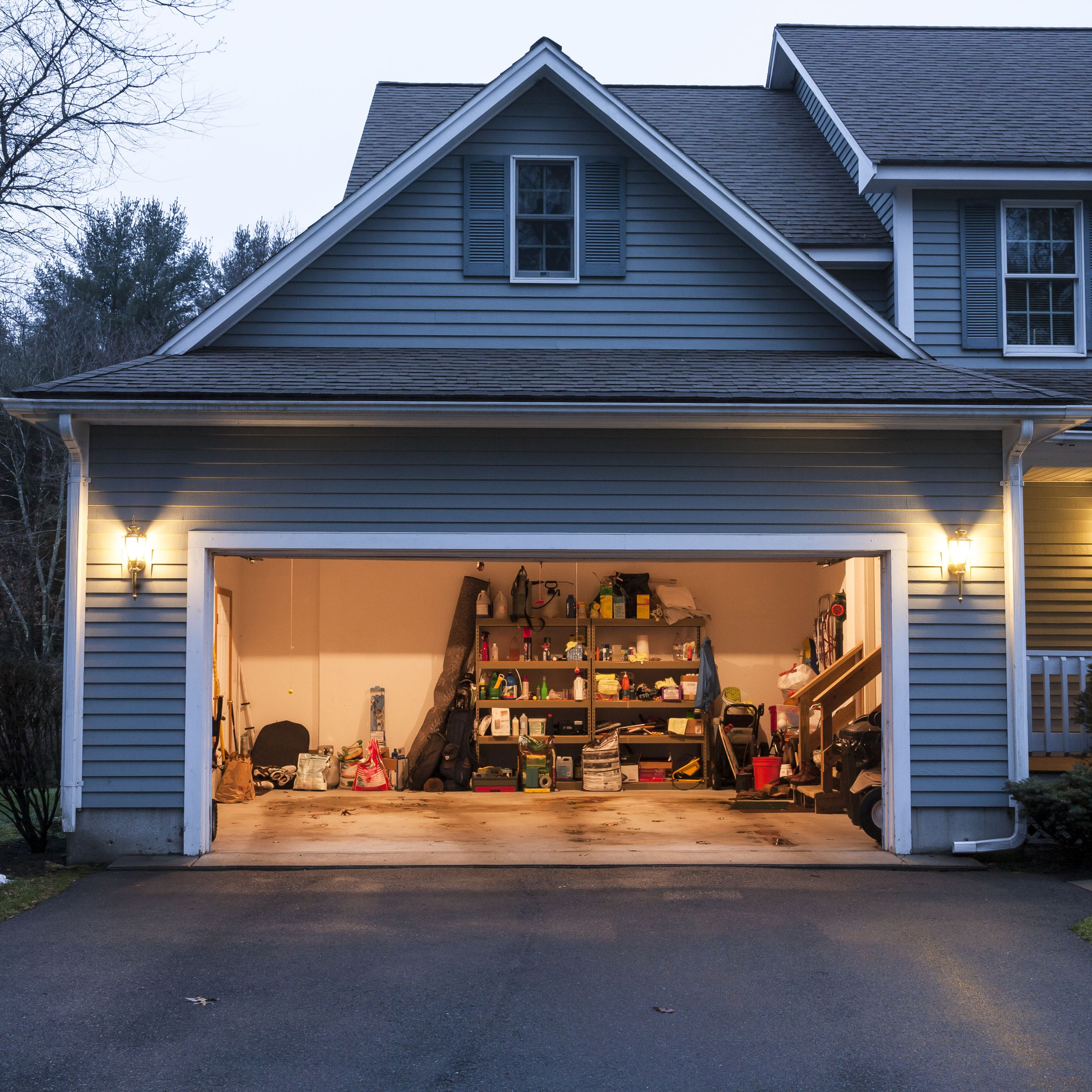 Security Tips For Your Garage And Garage Door Openers