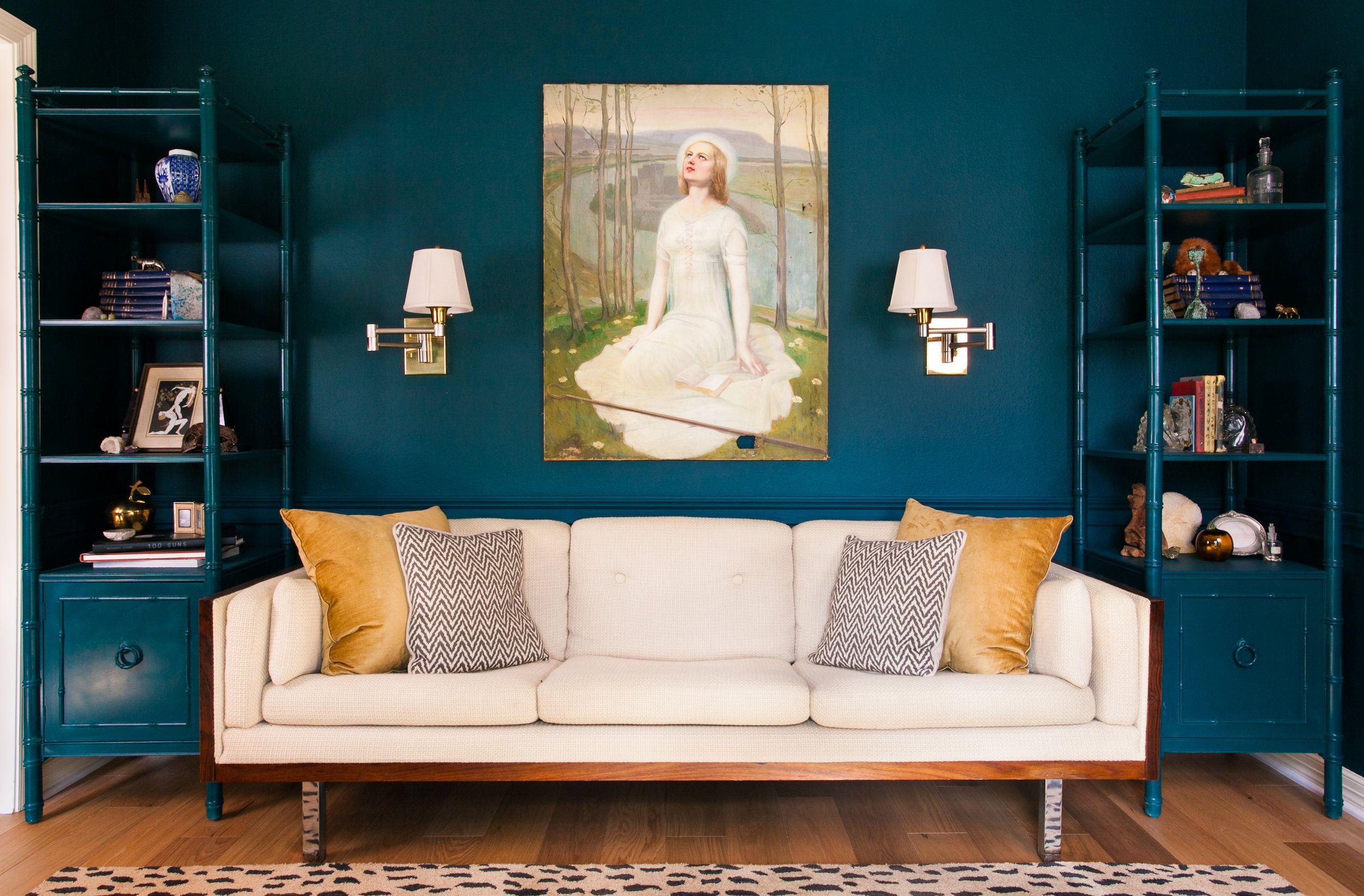 Beautiful Blue Living Room Ideas