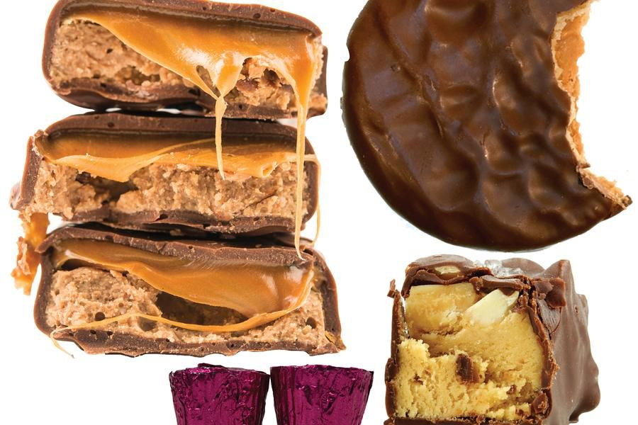 mouth-chocolate-peanutbutter-taster