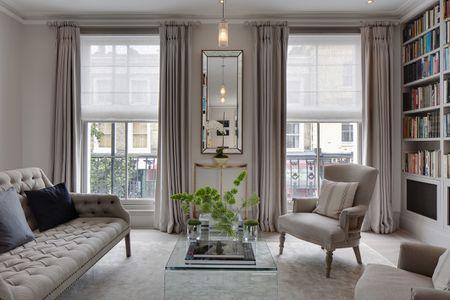 Glamorous Living Room Designs