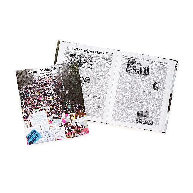 New York Times Women Making History