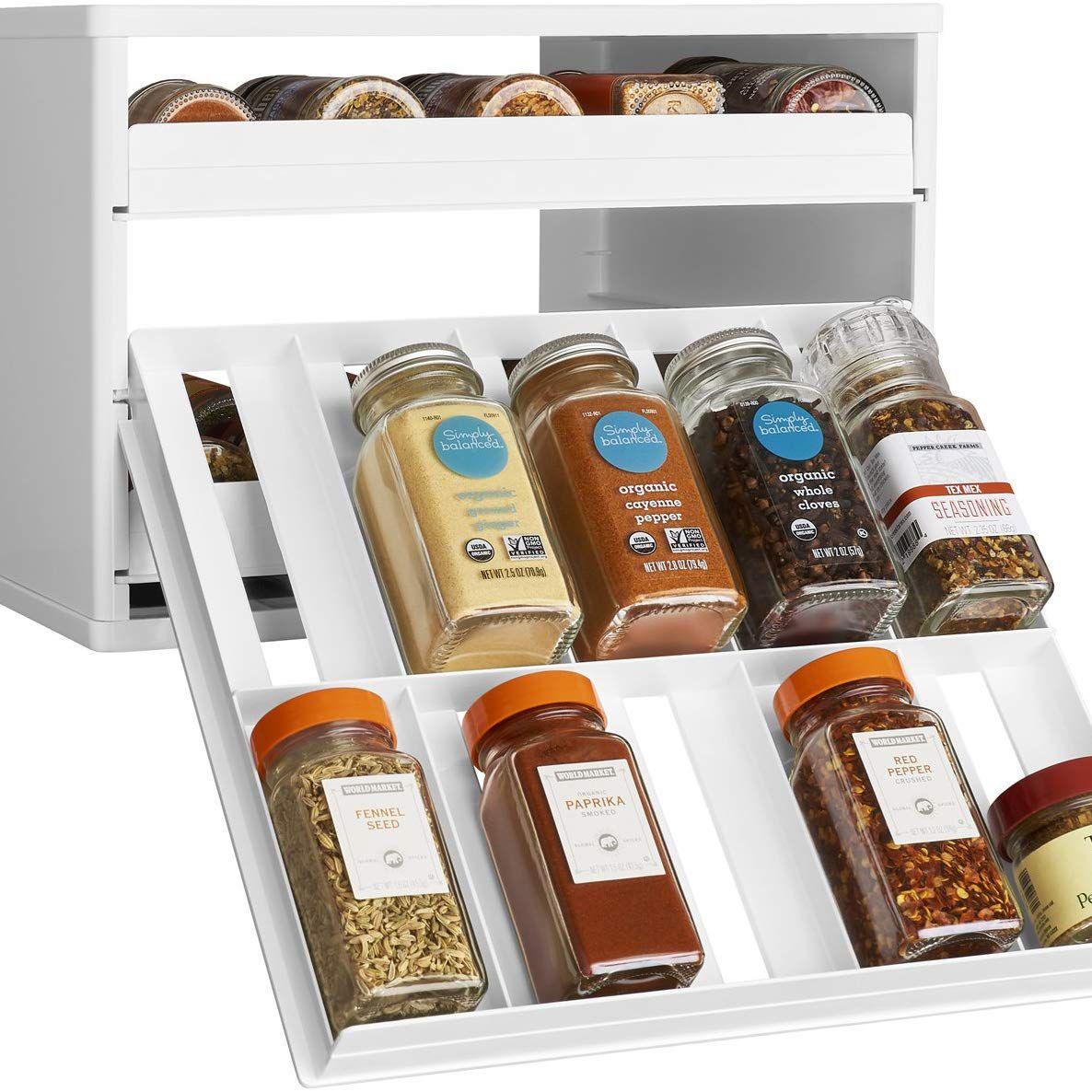 Image of: The 9 Best Spice Racks Of 2020