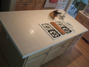 Best Ways To Repair Your Countertops - Cover ceramic tile countertop