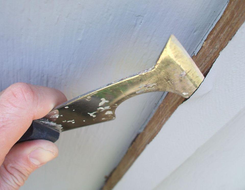 Manual Paint Scraper
