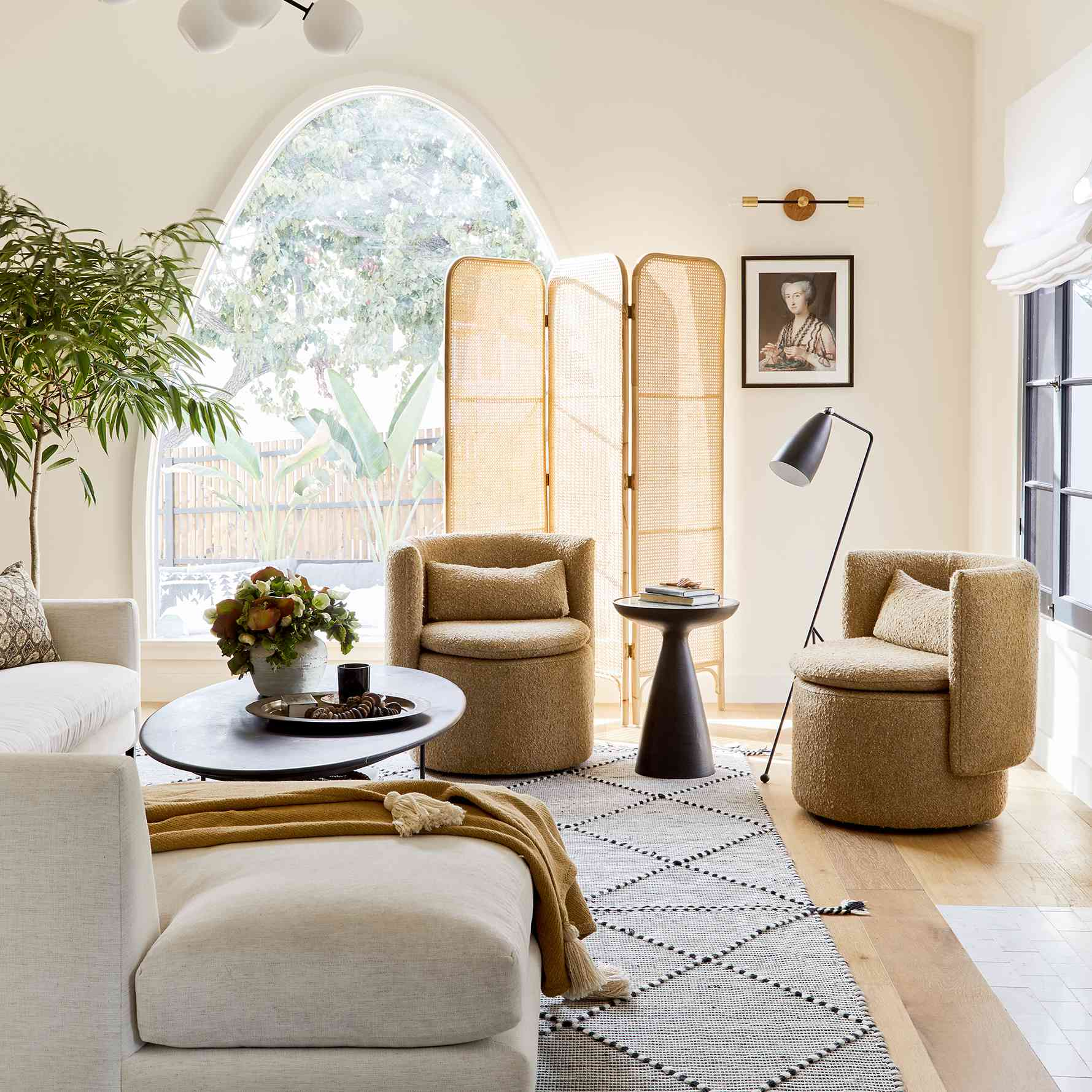 Home of Jaclyn Johnson, styled by CJ, designed by Ginny Macdonald