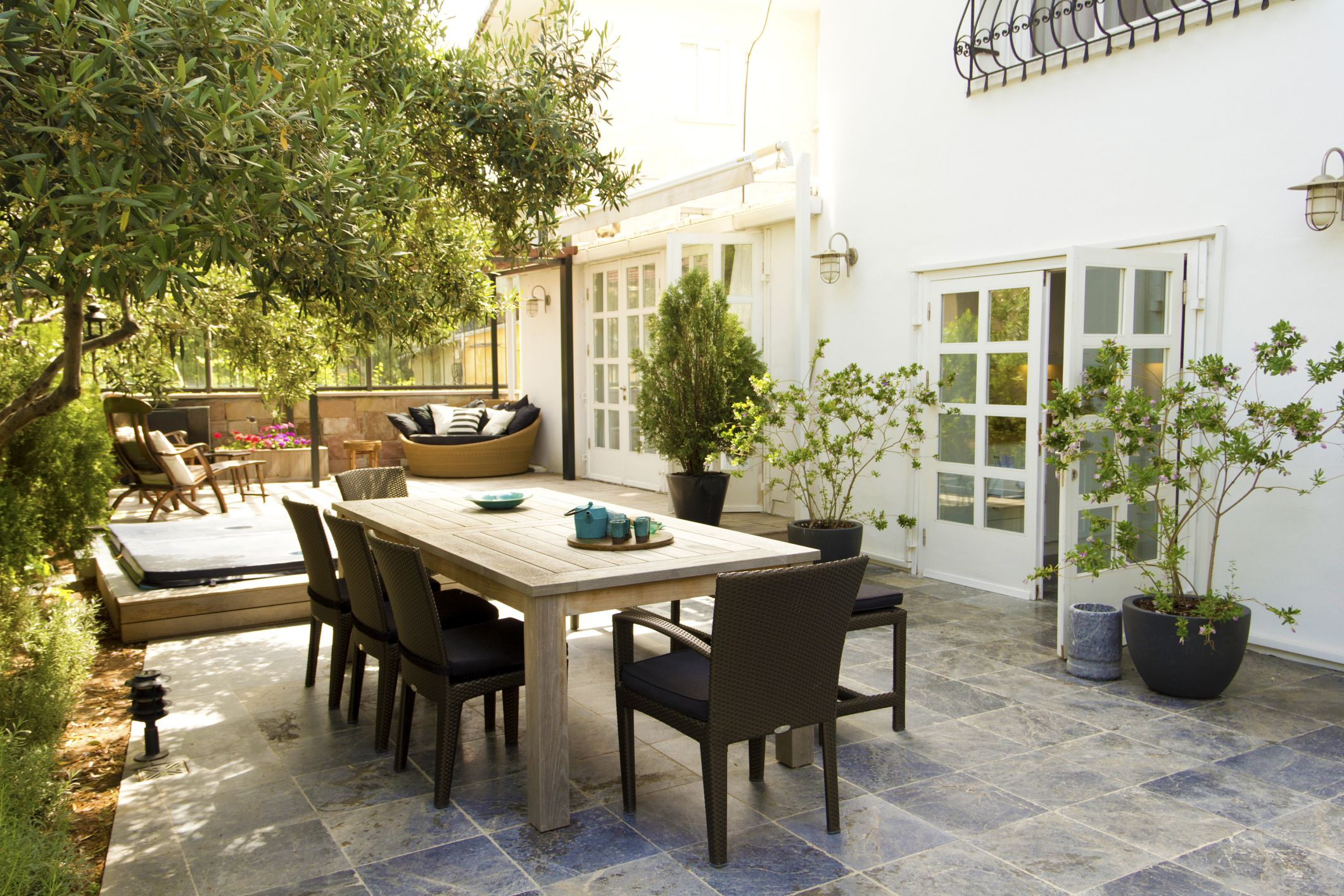 patio landscaping 10 ideas to improve your outdoor space