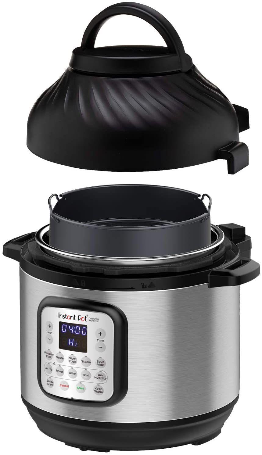 Instant Pot Duo Crisp 11 in 1