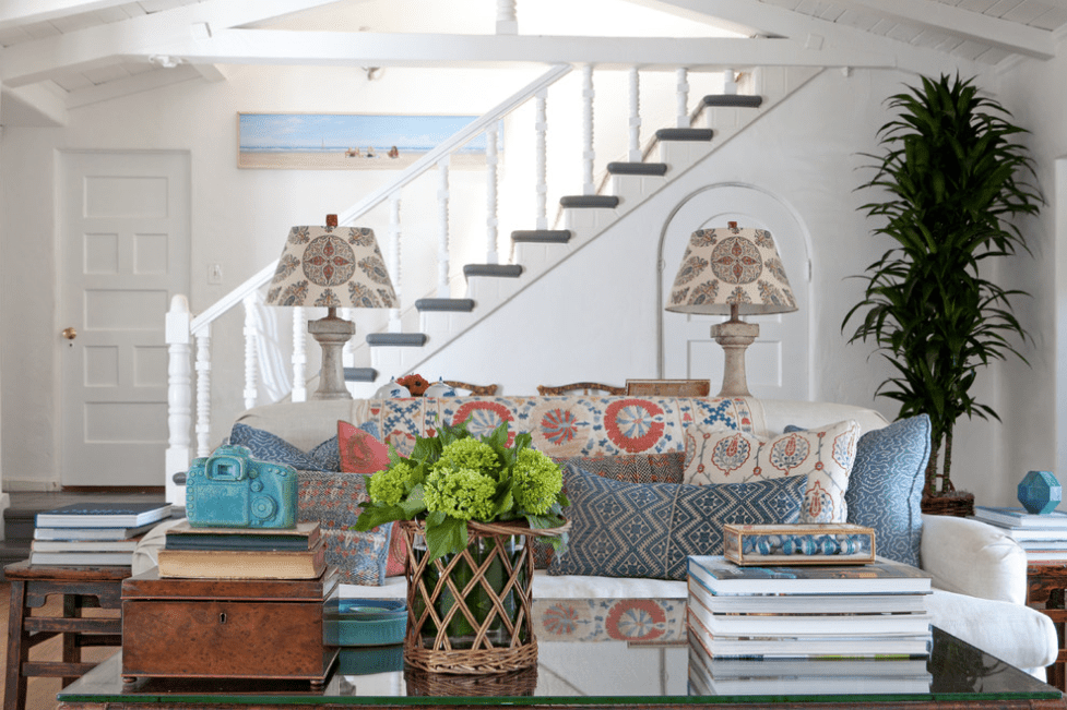 House Tour An Eclectic Spanish Bungalow In Westwood