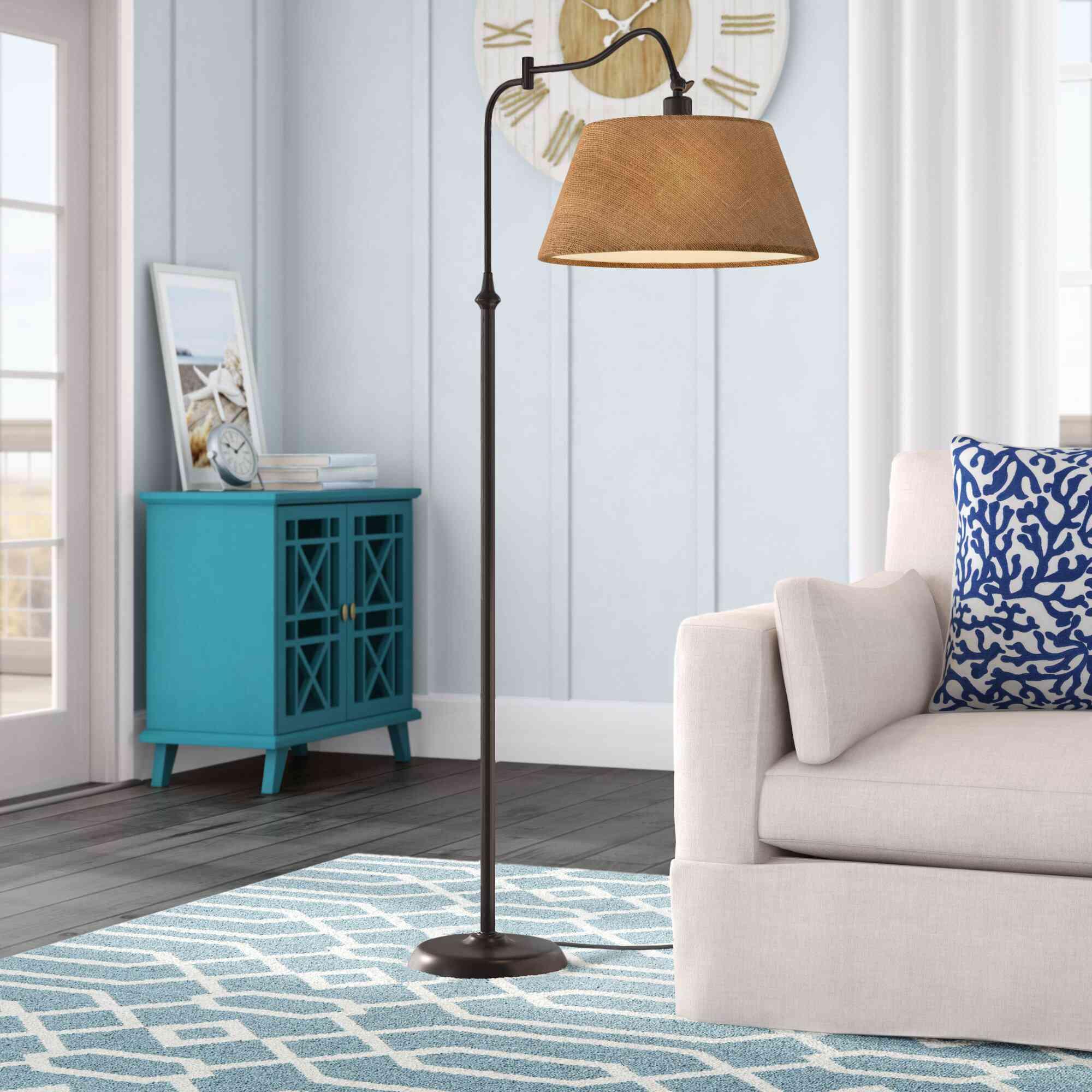 The 10 Best Floor Lamps Of 2021, Nice Floor Lamps For Living Room