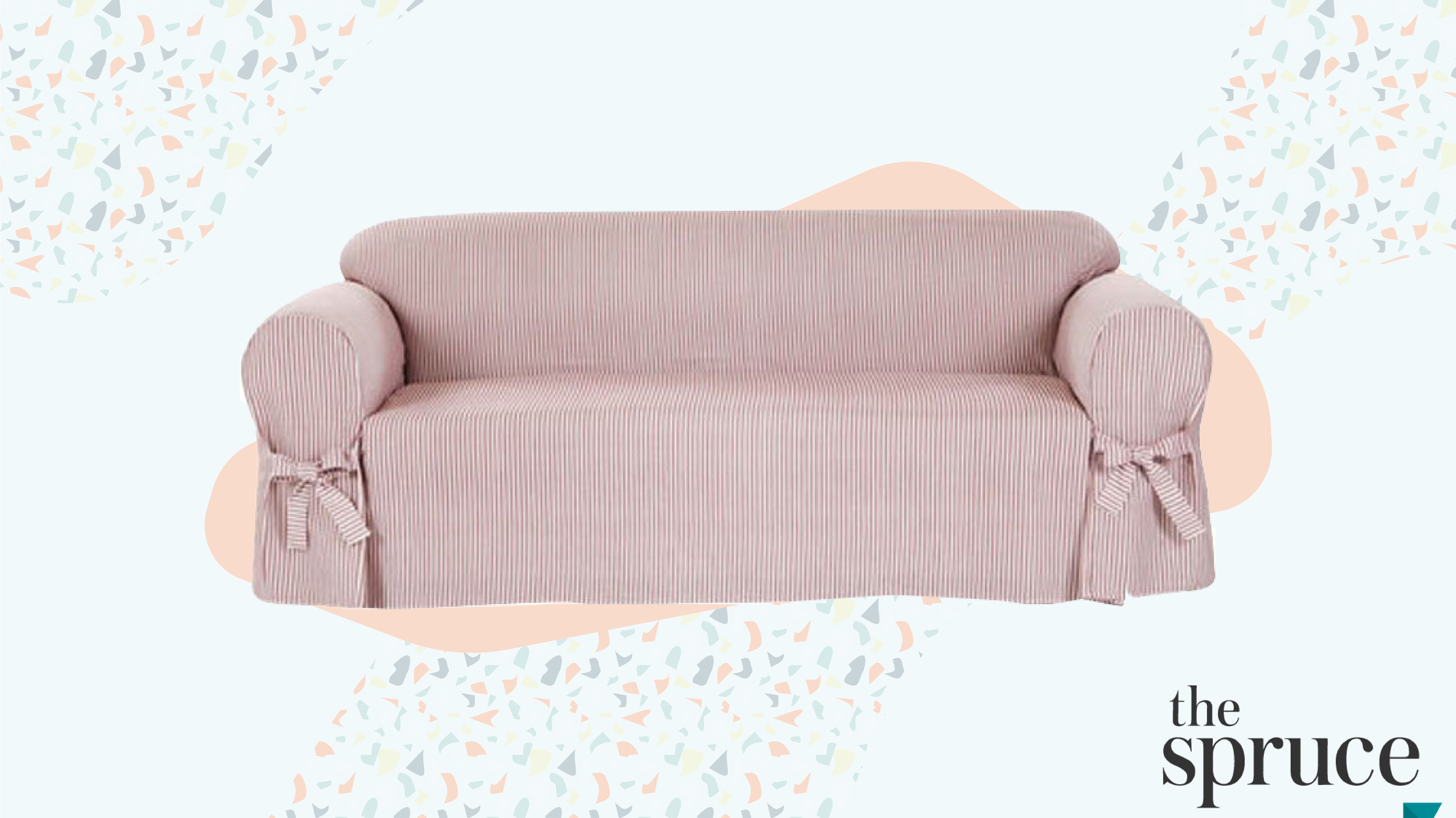 The 8 Best Slipcovers Of 2021, Round Couch Slipcovers
