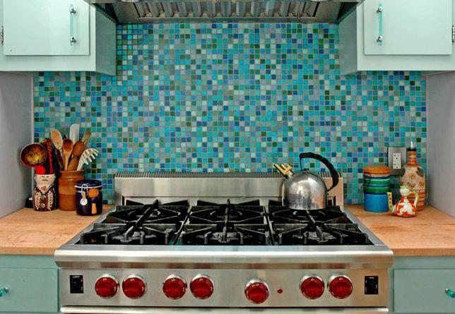 Azulejo de mosaico de mezcla personalizada