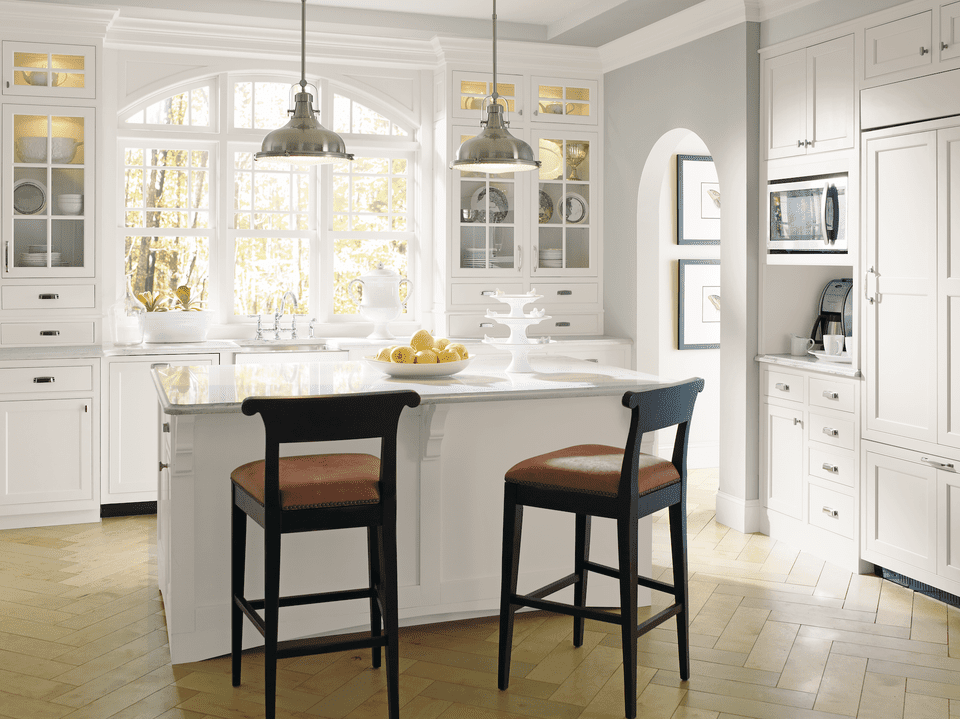 How to Add Color to a White Kitchen With Vanessa Deleon