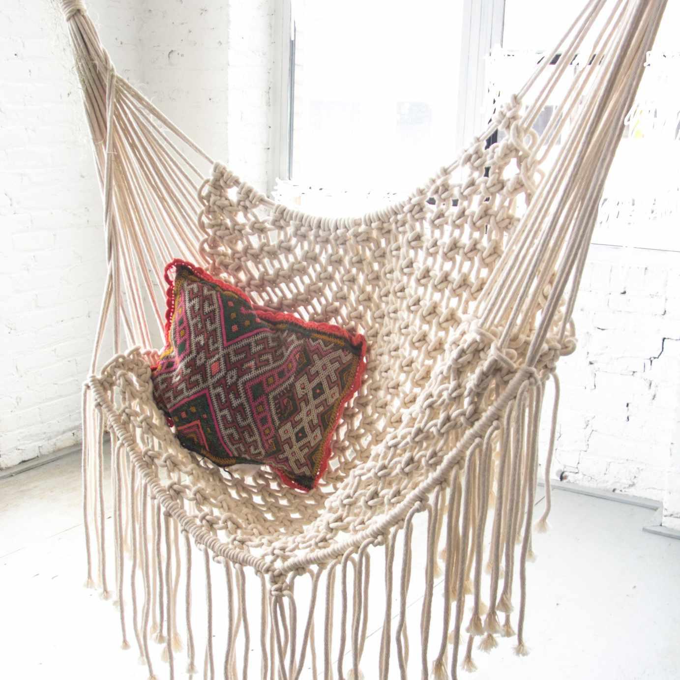 woven hammock