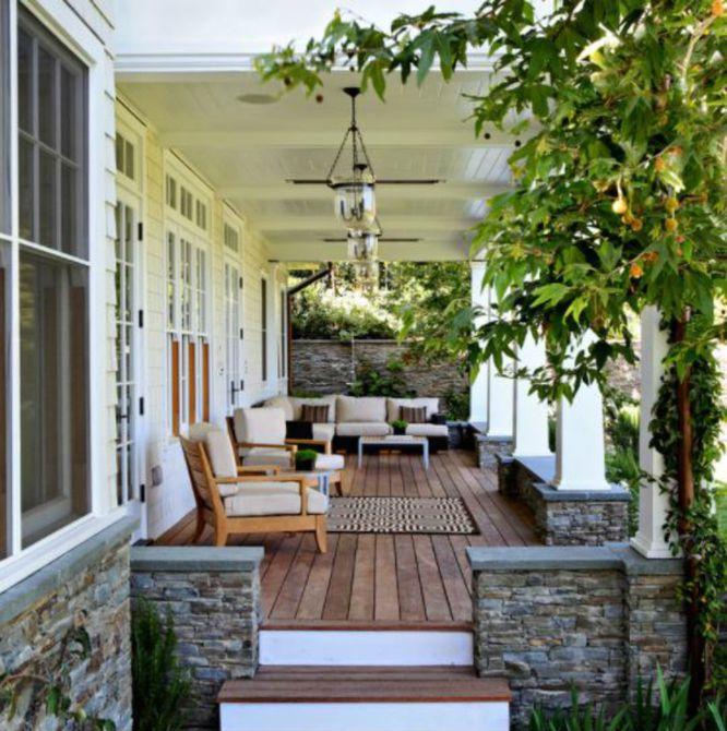 beverly porche de colinas