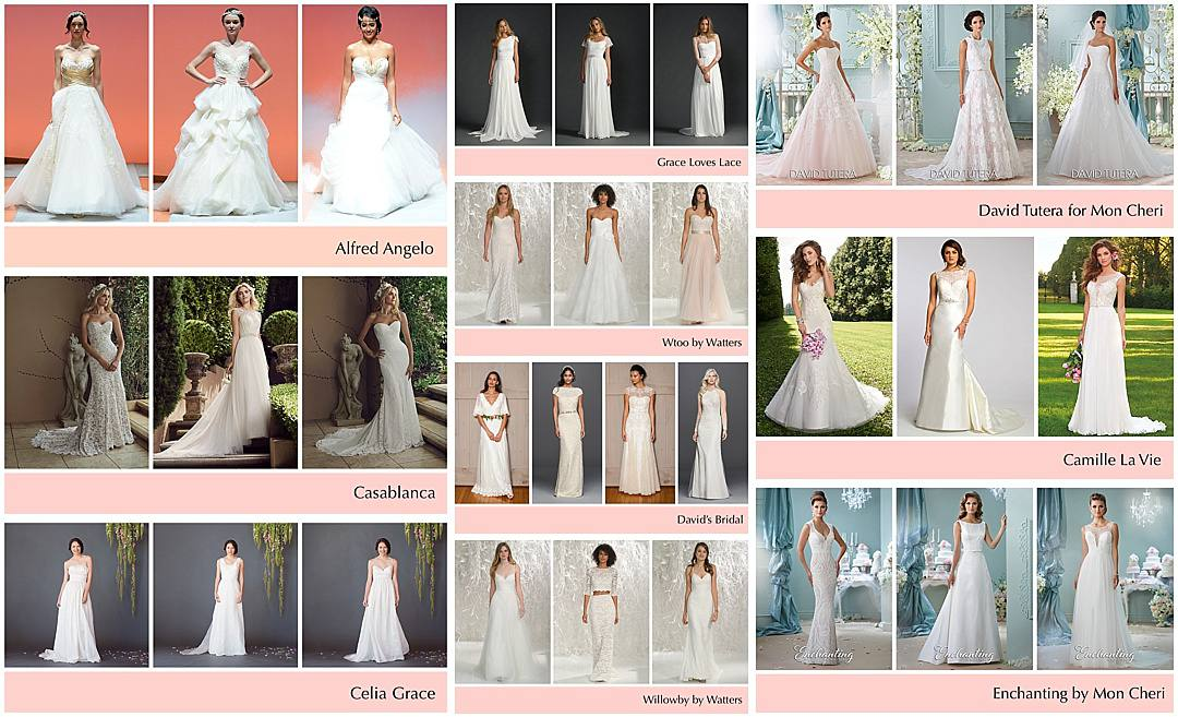 Affordable Wedding Dress Designers Under 2000