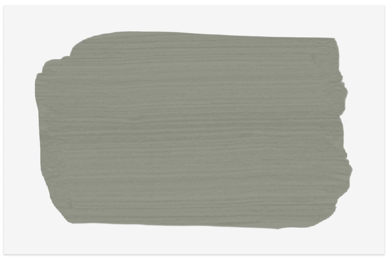 Sherwin-Williams Evergreen Fog paint swatch