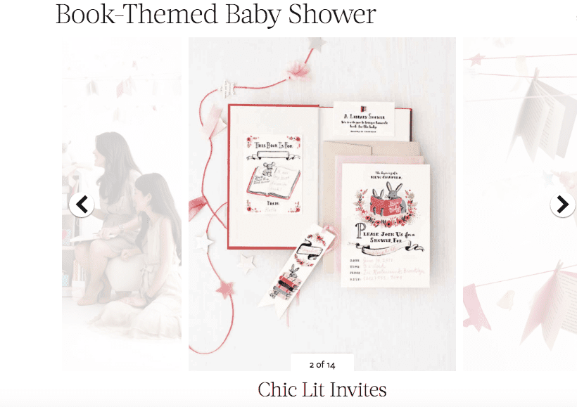 19 sets of free baby shower invitations you can print book themed baby shower invitations by martha stewart filmwisefo