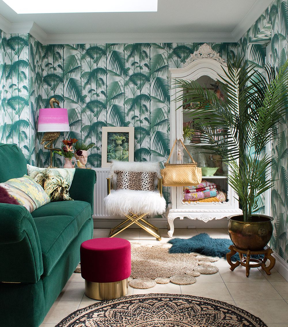 Decorating With Tropical Island Decor