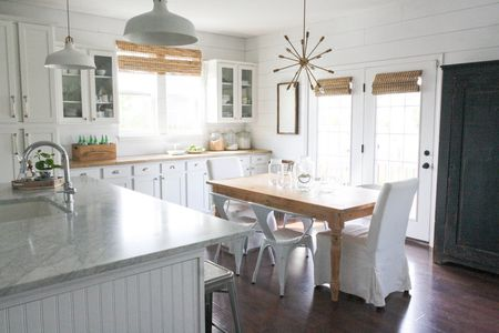 Scandi Inspired Farmhouse Kitchen