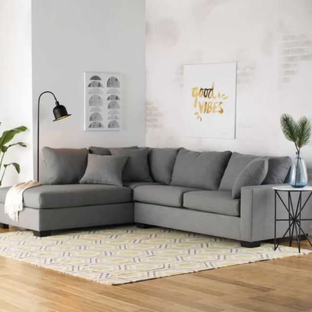 Admirable The 8 Best Sectional Sofas Of 2019 Ncnpc Chair Design For Home Ncnpcorg