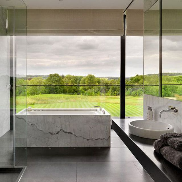 Dream Bathroom With a View