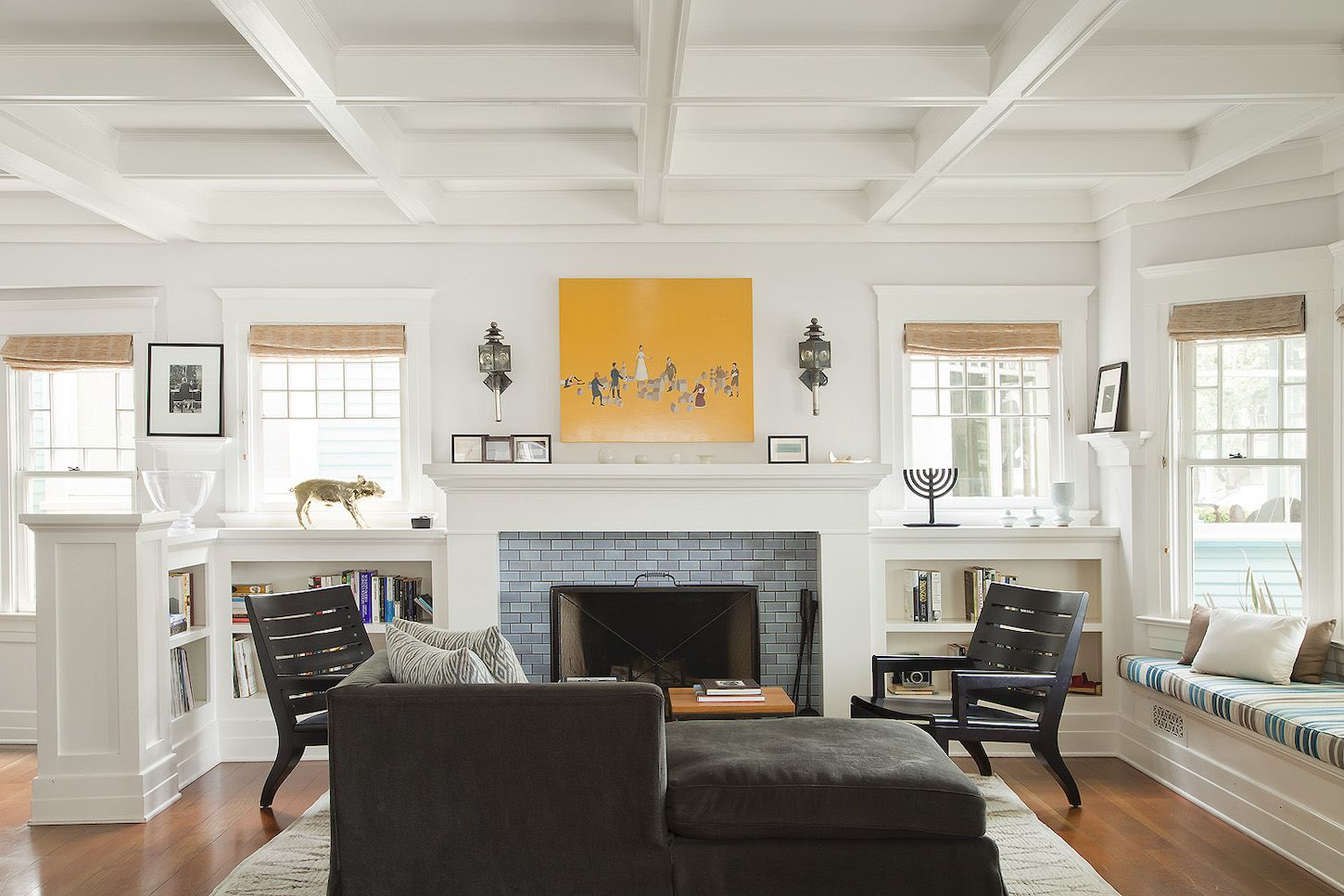 Classic Features Of A Craftsman Style Interior