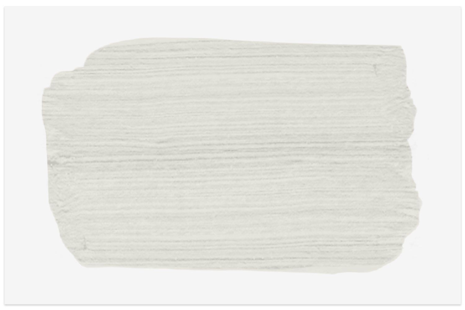 Shiplap paint swatch from Joanna Gaines paint collection