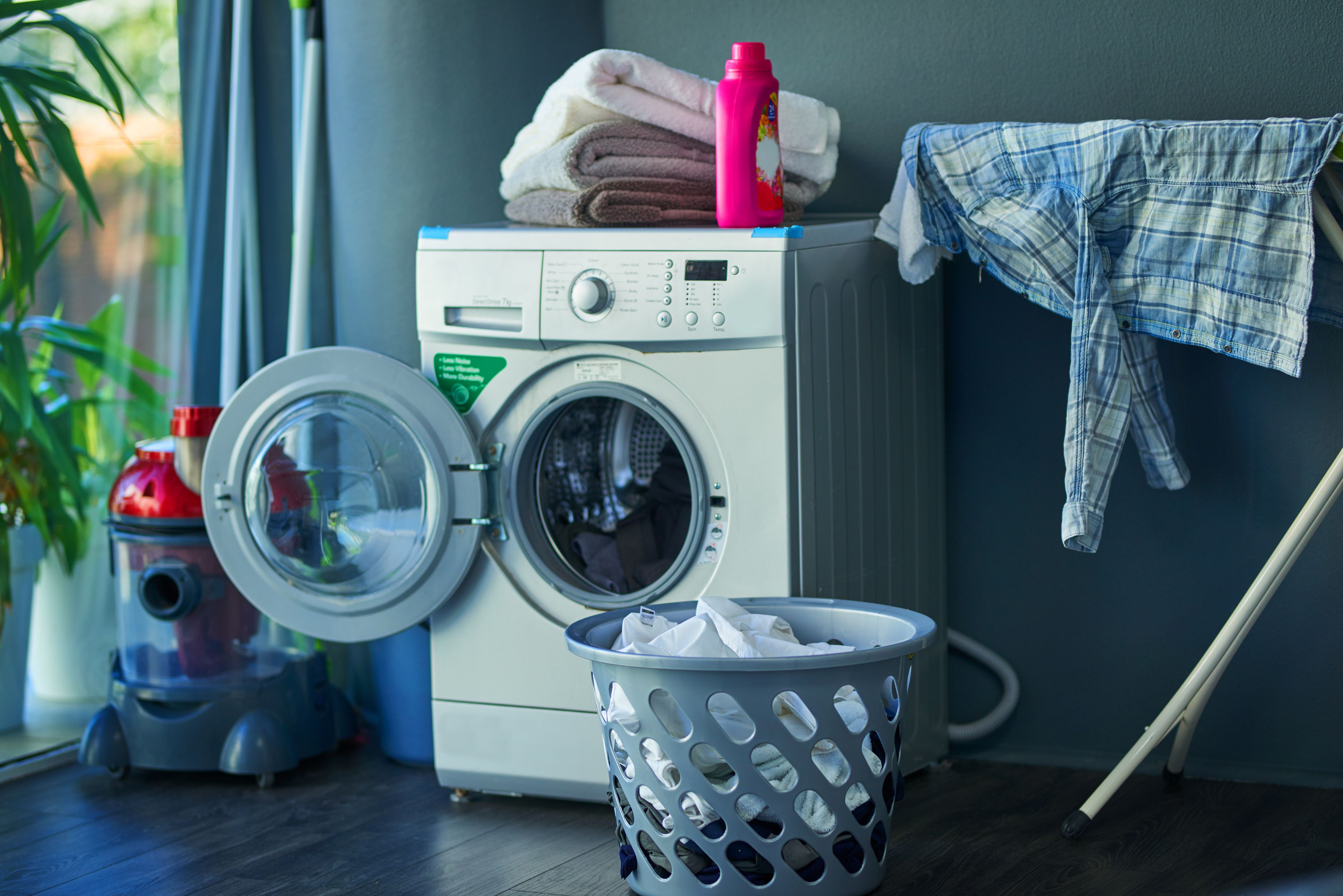 how to clean a washing machine. Black Bedroom Furniture Sets. Home Design Ideas