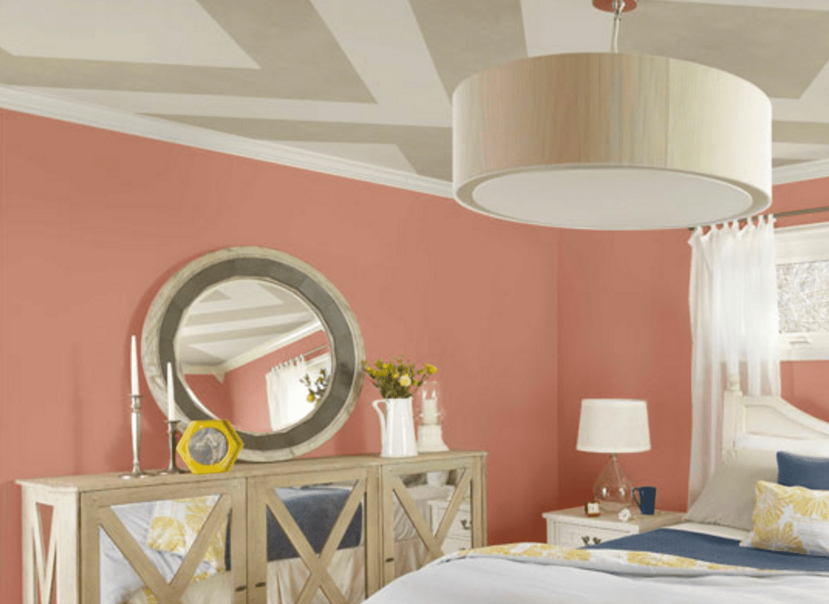 Paint color and decorating trend ideas
