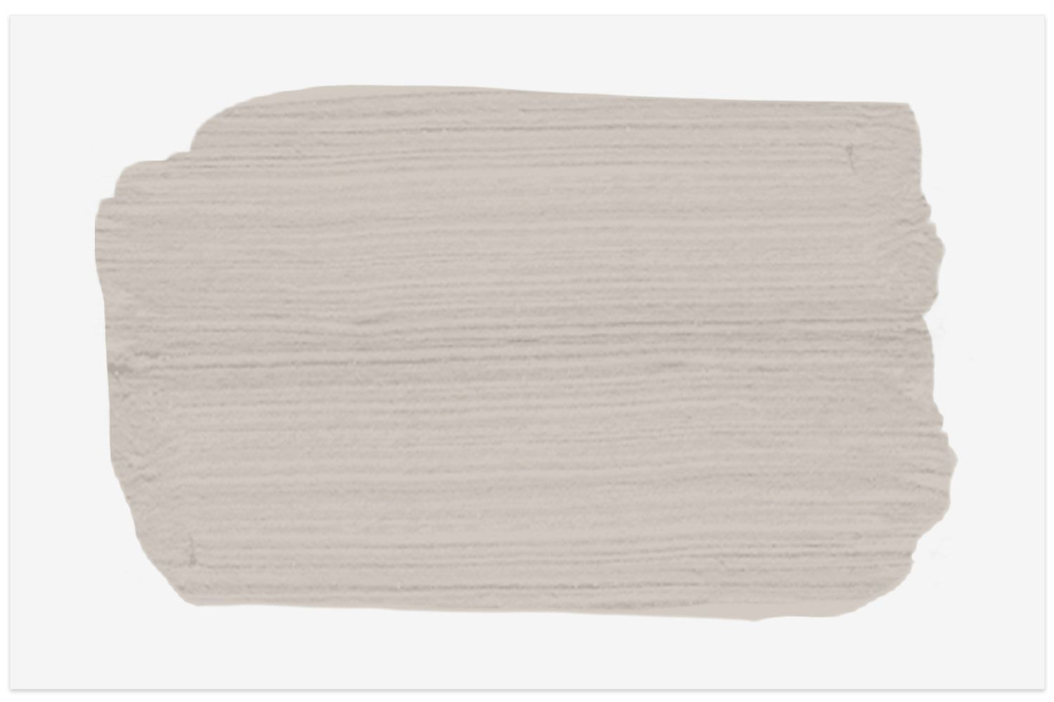 Ashen Tan N220-2 paint swatch from Behr