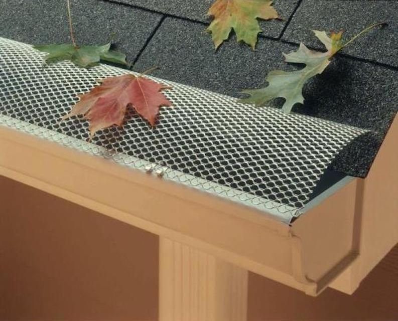 Amerimax Home Products Hinged Gutter Guard