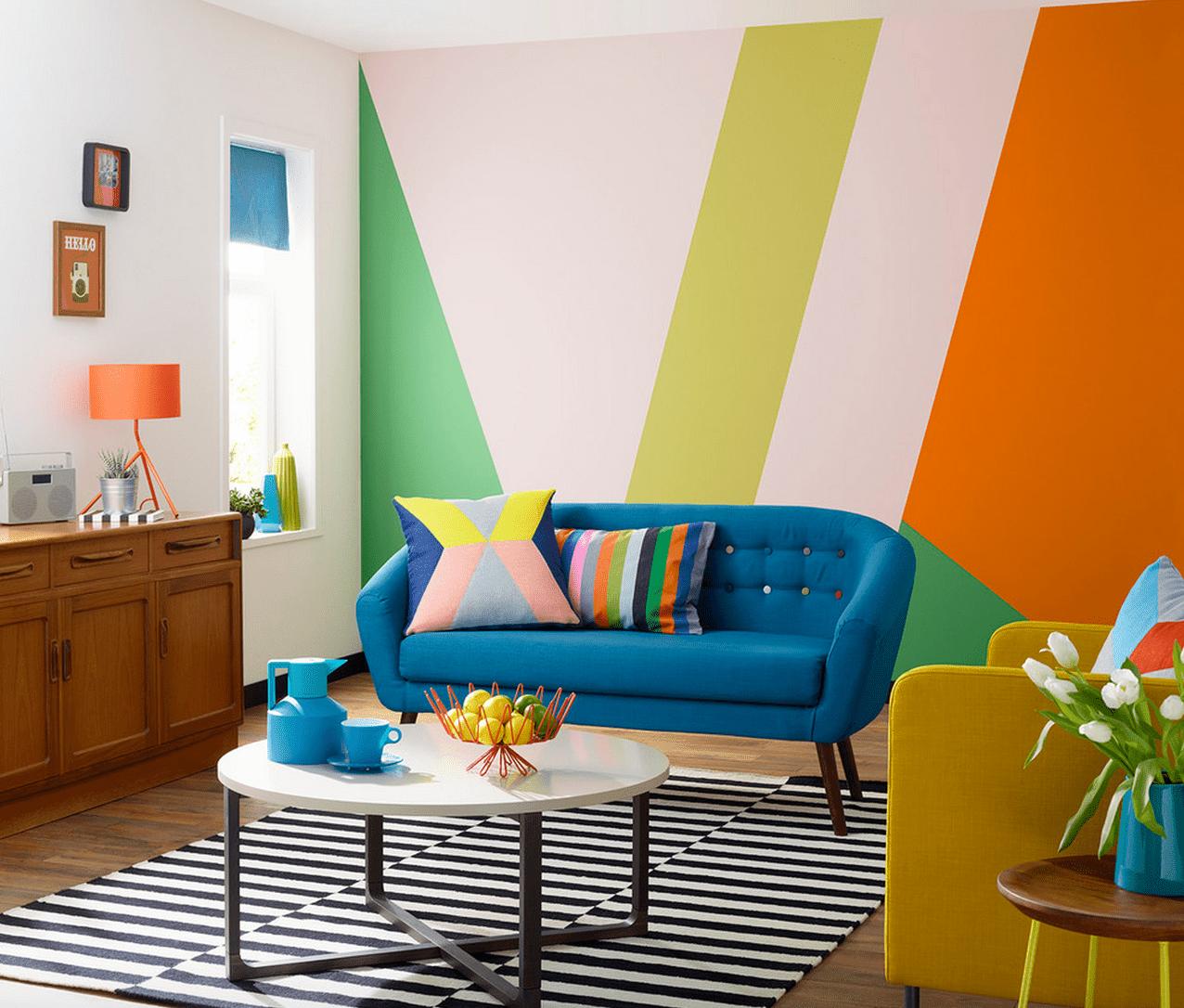 Mural colorido
