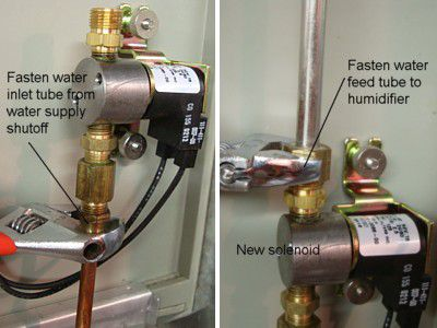 How to Replace a Humidifier Solenoid