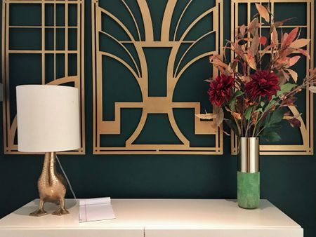 Art Deco Interior.2019 Interior Design Trend Predictions