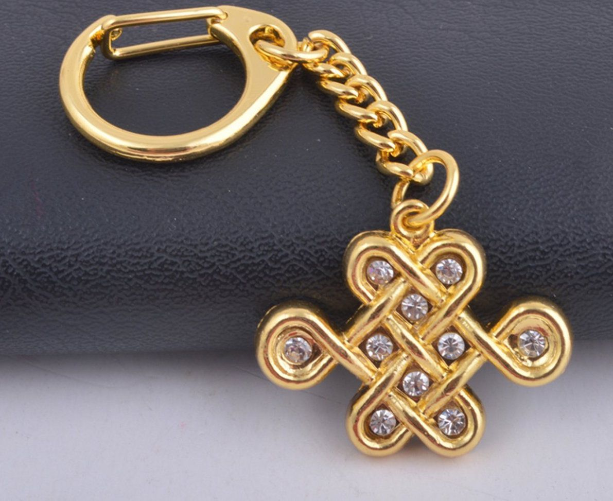 8 Mystic Knot Good Luck Charms
