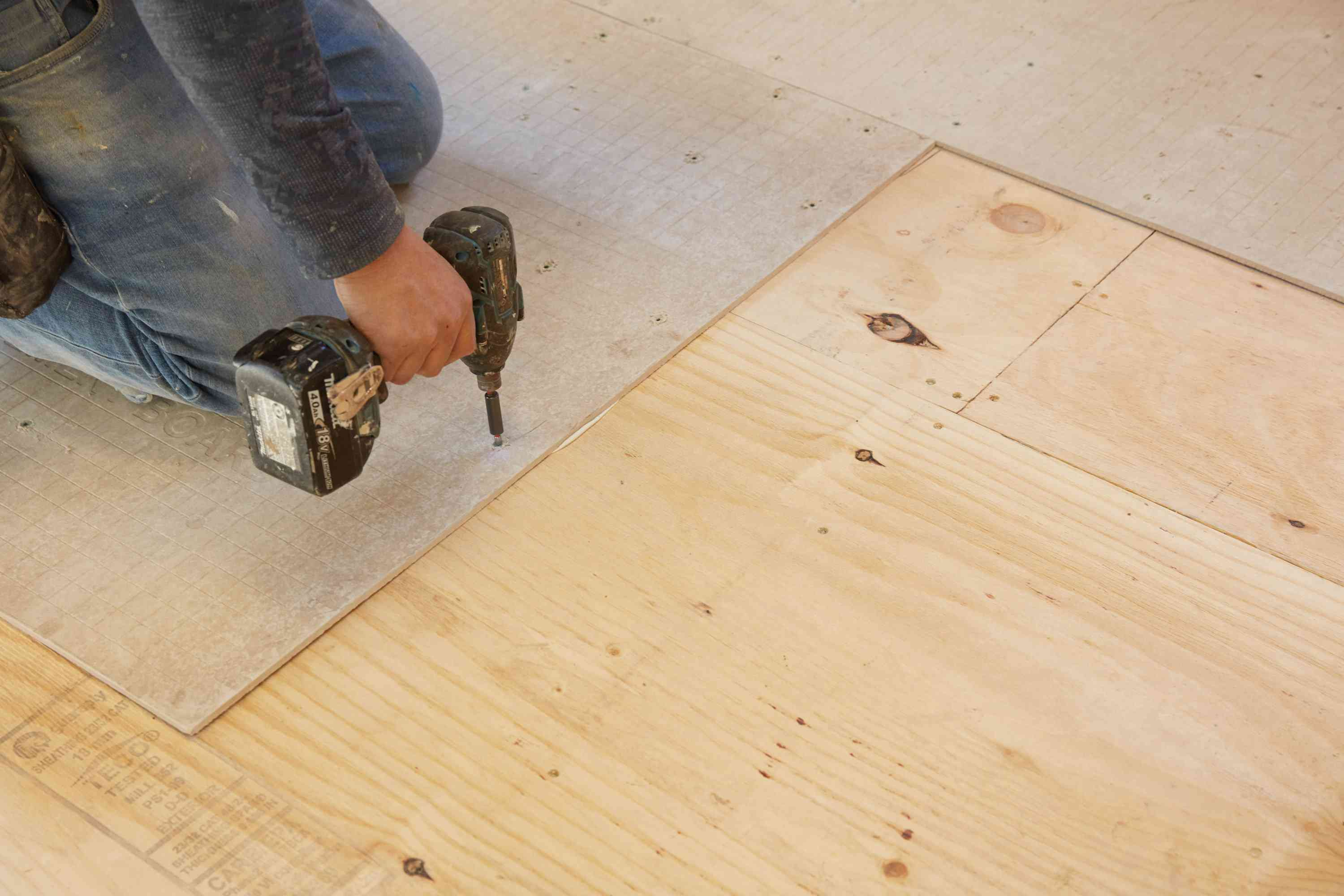 What Is Cement Backer Board And How, Can You Put Vinyl Flooring Over Cement Board