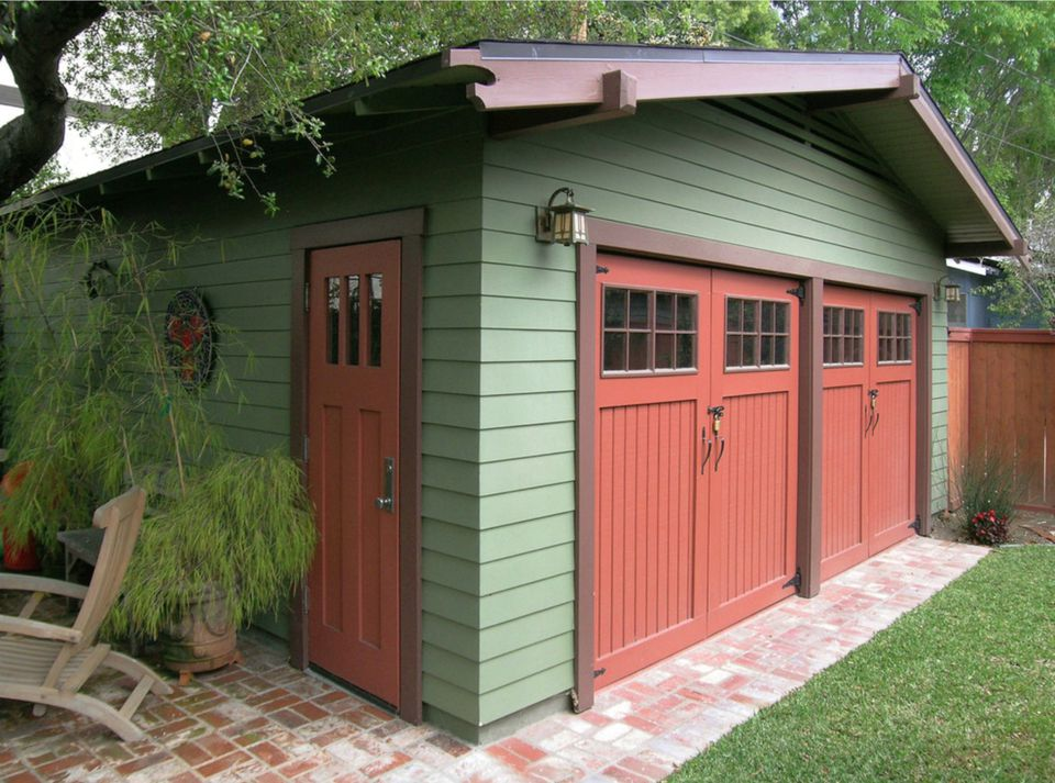 Updating The Shed: Stylish Shed Designs