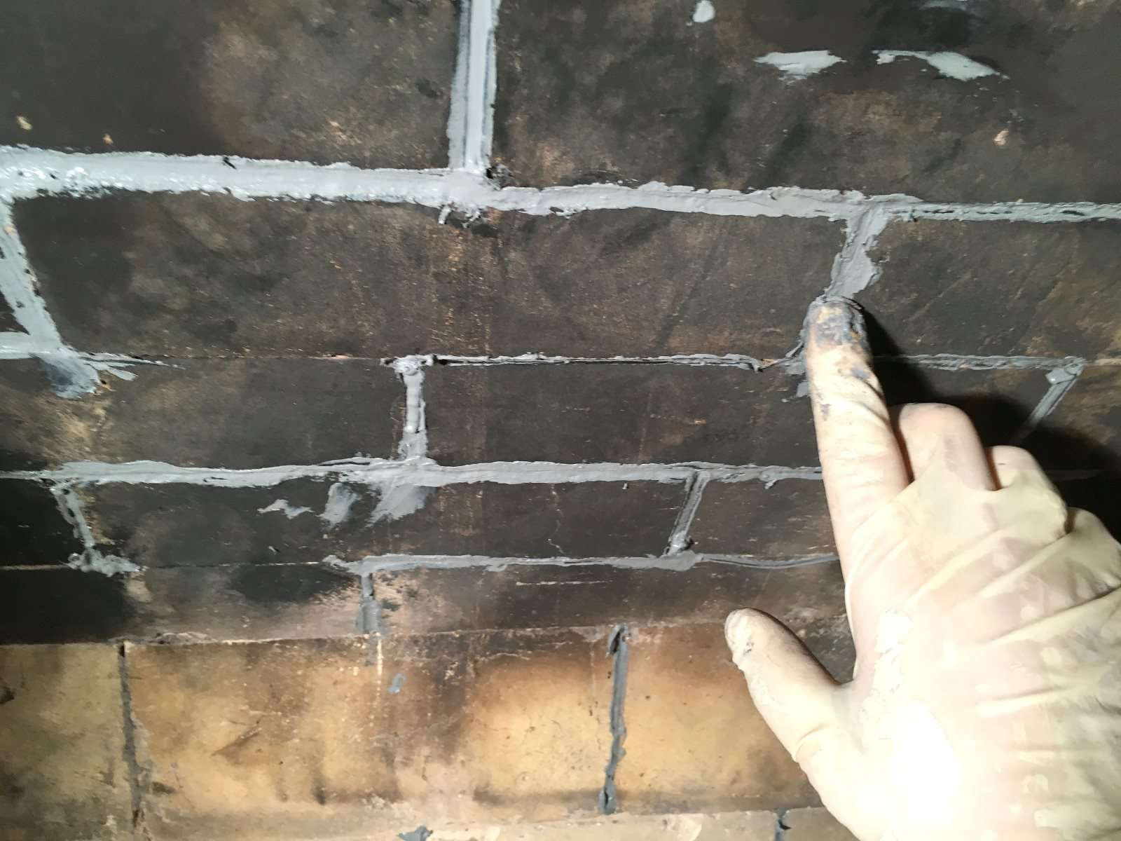 Amazing How To Fix Mortar Gaps In A Fireplace Fire Box Home Remodeling Inspirations Propsscottssportslandcom