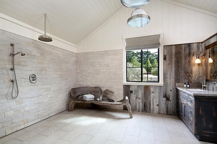 19 French Country Bathroom Design Ideas - Country-bathroom