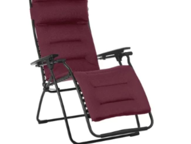 Black Basics Foldable Rocking Chair with Canopy