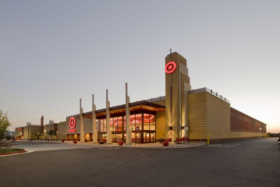 Target Store, Gilroy, CA
