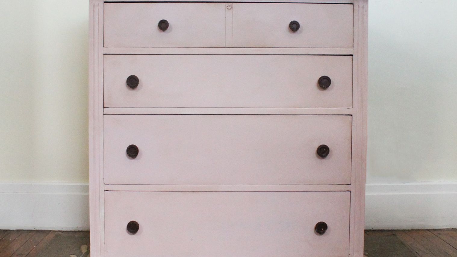 How To Paint A Dresser Make It Look