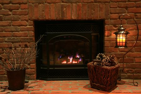 Prime How To Install A Gas Fireplace Interior Design Ideas Ghosoteloinfo