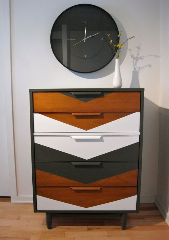7 Ways to Make Over a Chest of Drawers
