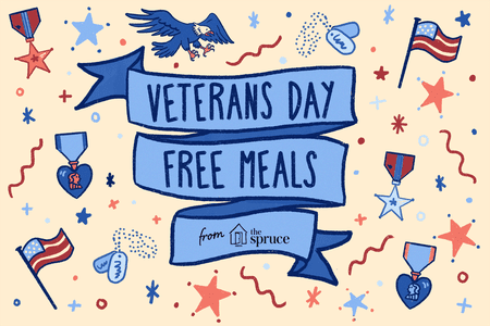 veterans day free meals 2018 las vegas