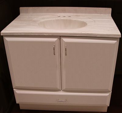 Free Bathroom Vanity Cabinet Plans And Tutorial