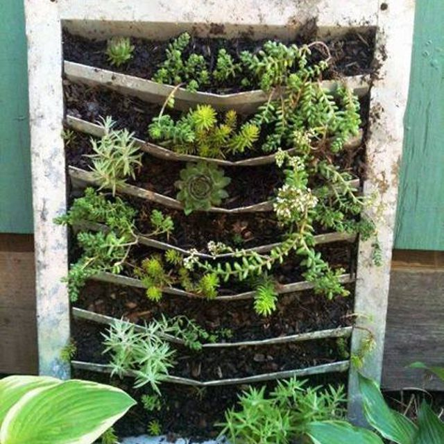 Roof Vent Planter