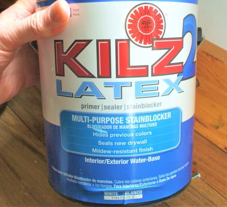 Kilz Paint Review Stain Blocking Latex Water Based Primer